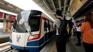 บีทีเอส เชิญชวนผู้สูงอายุ ขึ้นรถไฟฟ้าฟรีช่วงสงกรานต์