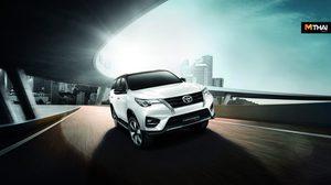 การกลับมาอีกครั้ง Toyota Fortuner TRD Sportivo ใหม่ เน้นความสปอร์ตและโฉบเฉี่ยว