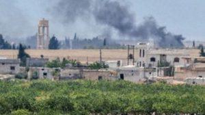 ตุรกีเผย ผลโจมตีไอเอส สังหารกองกำลังก่อการร้ายดับ 27 ราย