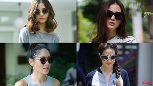 ขยับตามมาซูมดู แว่นตา 7 สาว ใส่ทรงไหนปัง แล้วเราใส่ตามได้ป่ะ!!!