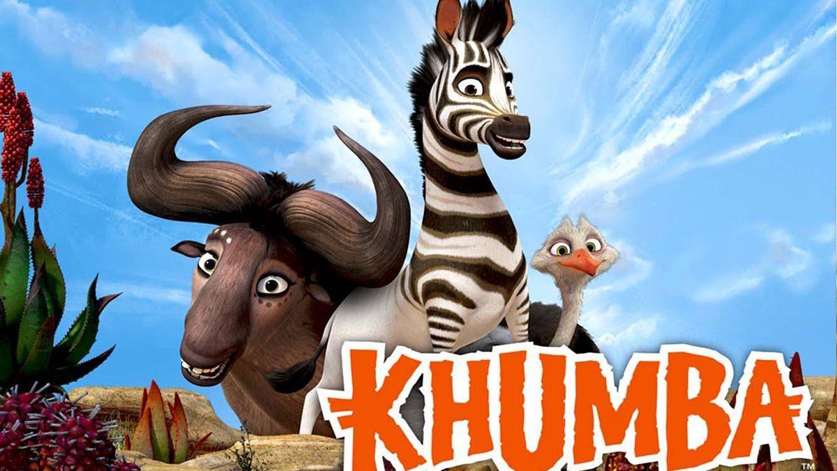 Khumba ม้าลายแสบซ่าส์ ตะลุยป่าซาฟารี (เต็มเรื่อง)