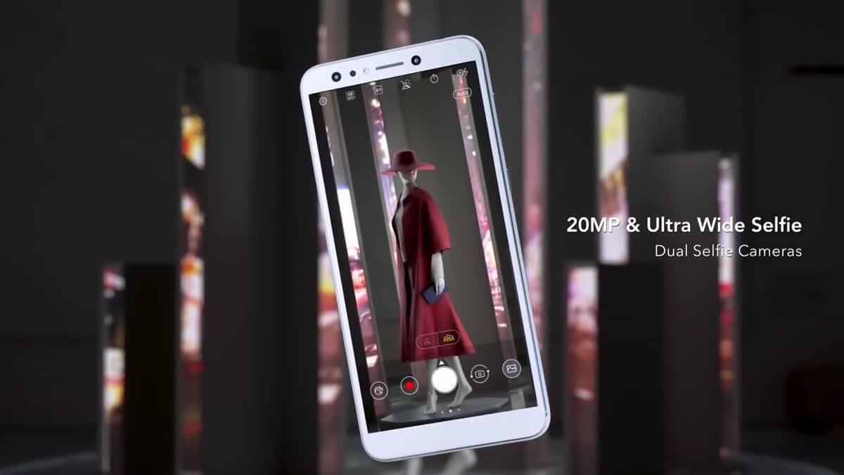 ZenFone 5 Lite สมาร์ทโฟน 4 กล้อง พร้อมเลนส์มุมกว้าง 120 องศา!!