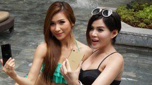 Preview: พรีวิว Sony Xperia M5, C5 Ultra คู่หูกล้องเทพ กันน้ำ จอใหญ่!