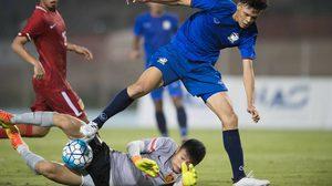 เก็บเลเวล! ทีมชาติไทย U19 อุ่นไม่สวยพ่าย ทีมชาติจีนสนุก 2-3