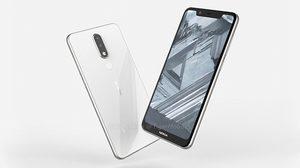 ภาพเรนเดอร์ใหม่ Nokia 5.1 Plus มาพร้อมหน้าจอรอยบาก และกล้องหลังคู่แนวตั้ง