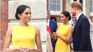ดูไว้เป็นไอเดีย แฟชั่นสีเหลือง ต้องมาแรงแน่ ขนาด เมแกน มาร์เคิล ยังใส่นะเธอ!!!