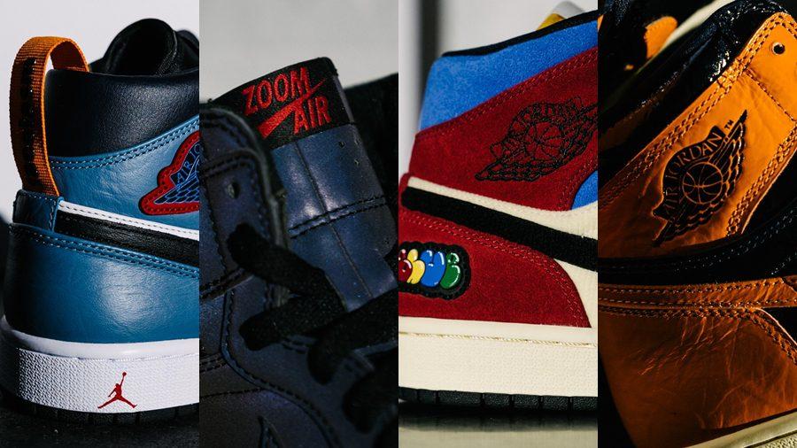 Jordan Brand, Air Jordan 1, sneaker, สนีกเกอร์, ไนกี้, nike