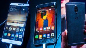 หัวเว่ย เปิดตัว Huawei Mate9 Series อย่างเป็นทางการในประเทศไทย