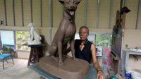 กระทรวงวัฒนธรรม ยกย่อง ชิน ประสงค์ นักปั้นสุนัขทรงเลี้ยง เป็นศิลปินแห่งชาติ