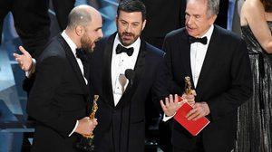 5 อันดับ โมเม้นท์สุดเหวอในงาน Oscar 2017