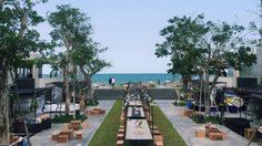 เช็คอิน! Seenspace Hua Hin บีชมอลล์ติดทะเลสุดชิลแห่งแรกที่หัวหิน