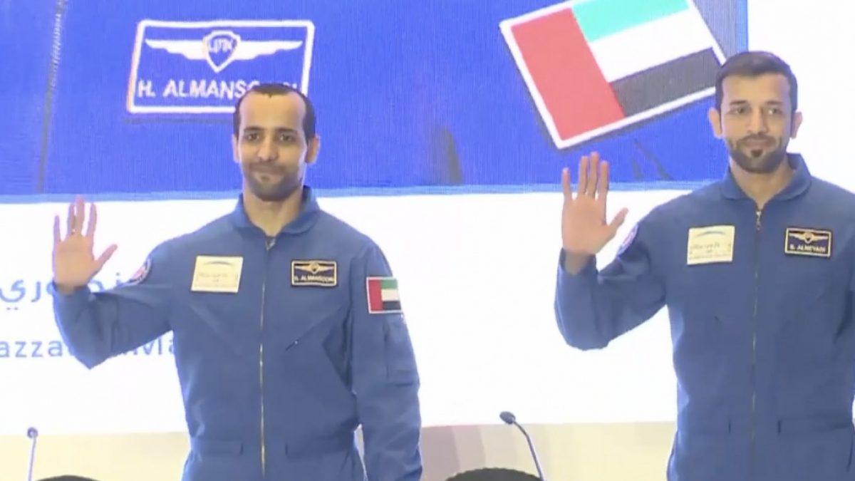 UAE เตรียมส่งนักบินอวกาศคนแรกทำภารกิจในปีนี้