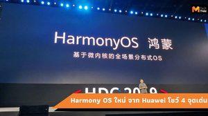 โชว์ 4 คุณสมบัติเด่นกับระบบปฏิบัติการ Harmony OS