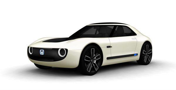 Honda Prototype E