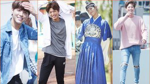 ดีต่อใจติ่ง รวมภาพพระเอกเกาหลีสุดฮอต พัคโบกอม (Park Bo Gum)