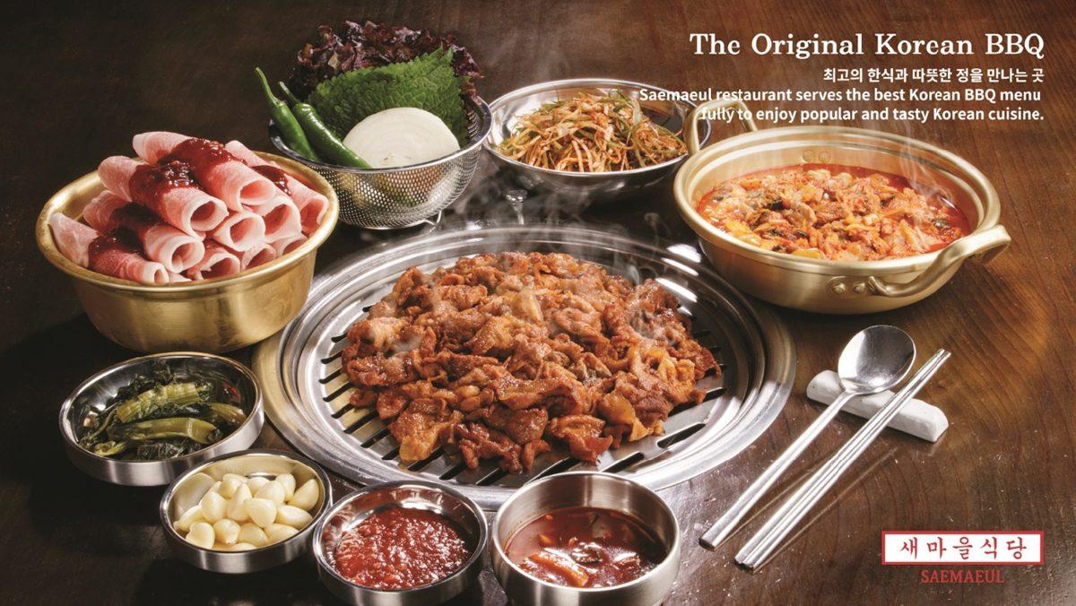 มาแล้ว 'SAEMAEUL SIKDANG' ปิ้งย่างเกาหลีอันดับ 1 สาขาแรกในไทย แนะนำเมนูอร่อยและทริคกินปิ้งย่างแบบเกาหลีแท้ๆ