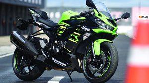 Kawasaki จัดใหญ่เปิดตัว บิกไบค์สายพันธ์ุแรง Ninja ZX-6R และ Ninja 400 ปี 2019
