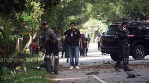คนร้ายลอบวางระเบิด ที่นราธิวาส ทหารพรานตาย 2 นาย