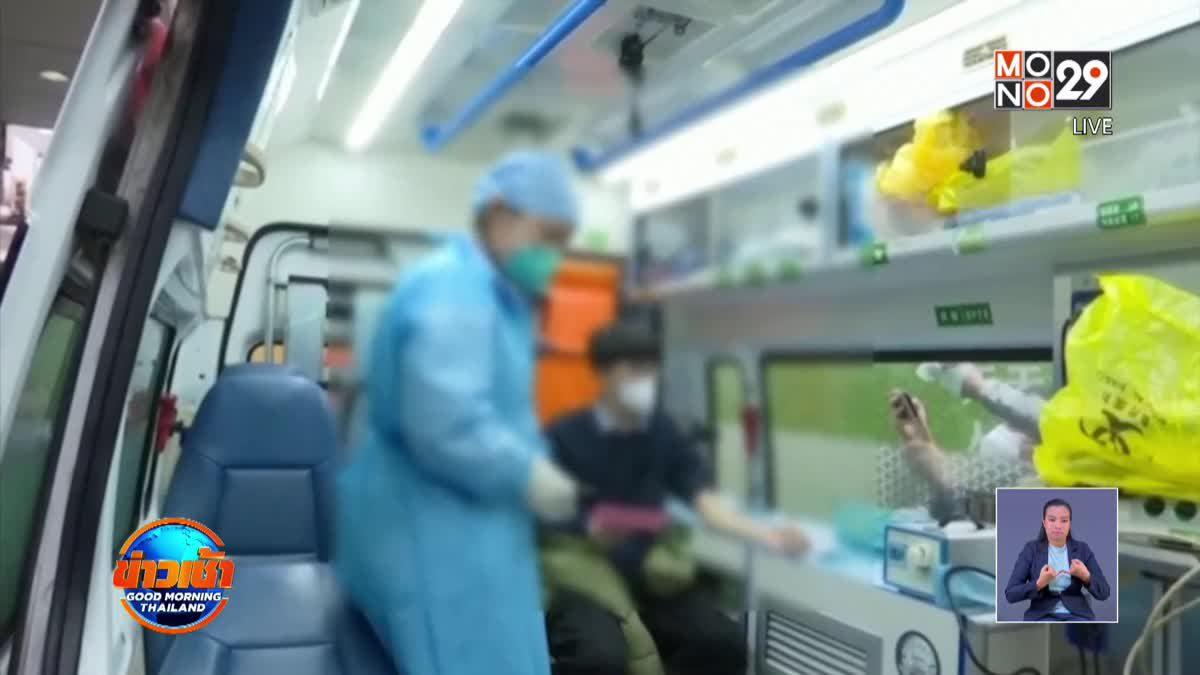 """จีนพบเหยื่อโควิด """"กลายพันธุ์ในปอด-ม้ามหด-เซลล์หัวใจเสื่อมตาย"""""""