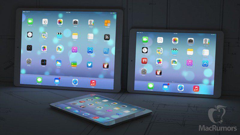 Bigger iPad