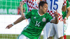 สร้างประวัติศาสตร์! ชิชาริโต้ สอยตาข่ายทุบสถิติดาวซัลโวตลอดกาลทีมชาติเม็กซิโก