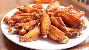 สูตร ปีกไก่ทอดน้ำปลา อร่อยจนต้องดูดนิ้ว