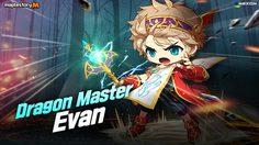 MapleStory M อัพเดทอาชีพใหม่ Evan พร้อมมินิเกมสุดมันส์แล้ววันนี้