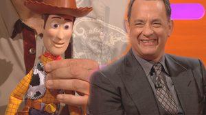 ผมไม่ได้พากย์!! ทอม แฮงก์ส เฉลย เสียง Woody นอกเหนือจากในแอนิเมชั่น ไม่ใช่เสียงของเขา