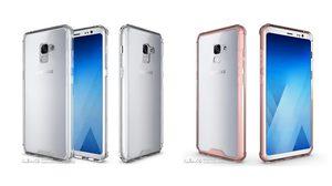 ภาพเรนเดอร์ Galaxy A7 2018 จากมือผู้ผลิตเคส ยืนยันดีไซน์หน้าจอเต็มตา