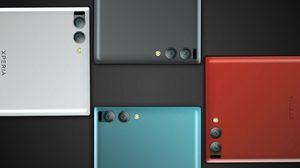 หลุด Sony Xperia รุ่นใหม่ 2 รุ่น ใช้จอ Fullscreen กล้องคู่ บอดี้สวยหรู