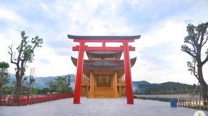 ยกญี่ปุ่นมาไว้ในไทย ที่ Hinoki Land จ.เชียงใหม่ ถ่ายรูปมุมไหนก็สวย!
