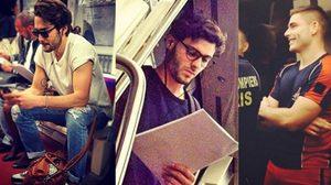 แอบส่อง! หนุ่มหล่อเมืองน้ำหอม บนรถไฟใต้ดินเมืองปารีส (The Paris Subway)
