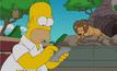 ครอบครัวตัวเหลือง The Simpsons ปล่อยคลิปล้อเลียน Pokemon Go
