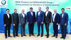 BMW Group ประเทศไทย เริ่มประกอบแบตเตอรี่แรงดันสูง เดินหน้าสู่นวัตกรรมแห่งอนาคต