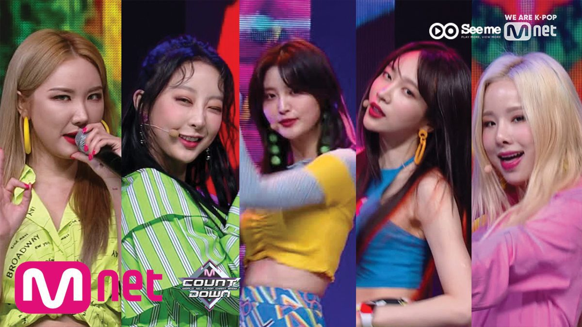 [EXID - ME&YOU] KPOP TV Show | M COUNTDOWN 190523 EP.620