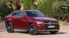 2020 Mercedes-Benz GLC Coupe รุ่นไมเนอร์เชนจ์ เปิดตัวอเมริกา เม.ย.นี้
