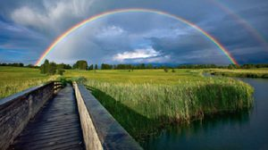 24 Prettiest Rainbows to Make Your Day