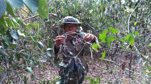 จนท. พบบ่วงดักสัตว์ในเขต อช.ทับลาน เร่งเก็บกู้ หวั่นเป็นอันตรายสัตว์ป่า