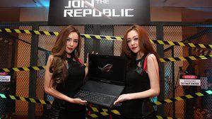 ROG Zephyrus GX501 แล็ปท็อปเกมมิ่งบางที่สุดในโลกจาก ASUS เผยโฉมในไทยแล้ว