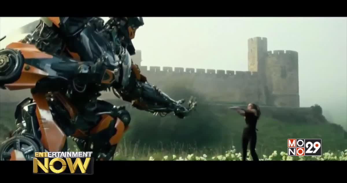 """""""แอนโทนี่ ฮ็อปกินส์"""" แนะนำ Hot Rod หุ่นรบตัวใหม่จาก Transformers"""