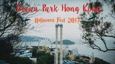 สัมผัสประสบการณ์หลอน!! เทศกาลฮาโลวีน 2017 ที่ Ocean Park Hong Kong
