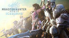 Monster Hunter World : Iceborne เปิดตำนาน DLC บทใหม่ พบกันปี 2019