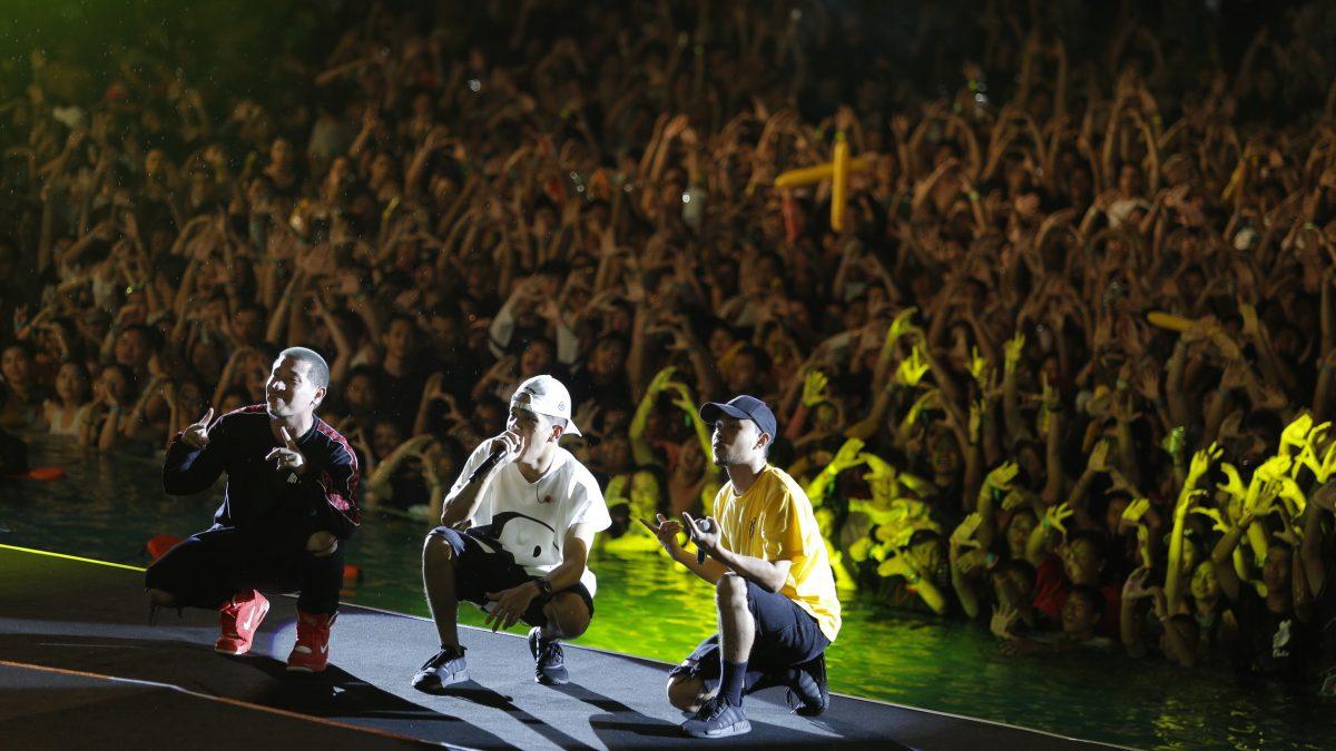 Wet & Wild Festival 2017 แดนซ์กันน้ำกระจาย!!!