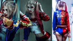 เซ็กซี่แบบ Harley Quinn โหด ดุเดือด แบบนี้ชอบกันมั้ย!?!