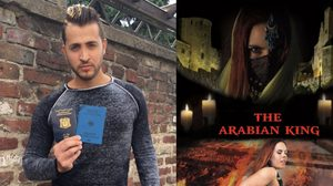 Antonio Suleiman ดาราหนังโป๊ผู้ลี้ภัยชาว Syria หนีสงครามมาเป็นดารา AV