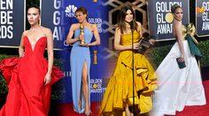 แฟชั่นงาน Golden Globes 2020 พาดูชุดราตรีสวยปัง ดีไซน์เก๋ ของดารา เซเลป