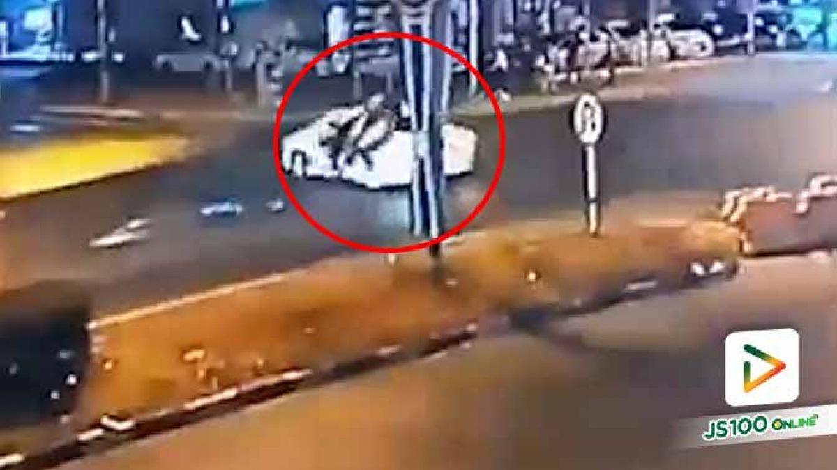 อุบัติเหตุแบบนี้ไม่น่าเกิดขึ้นเลย ใช้รถใช้ถนนระมัดระวังกันมากๆ อย่าประมาท.. (17/12/2019)