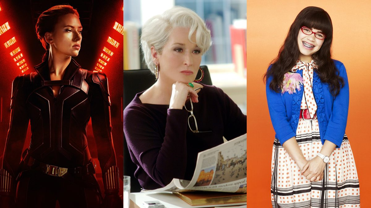 6 คาแรกเตอร์ผู้หญิง ในภาพยนตร์-ซีรีส์ ที่ดูแล้วช่วยสร้างแรงบันดาลใจดีๆ