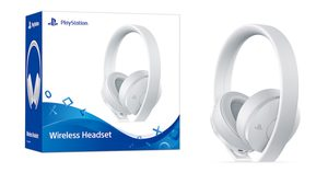 PlayStation 4 Wireless Headset เฉดสีใหม่ พร้อมวางจำหน่ายธันวาคมนี้