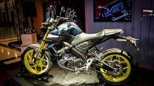 Yamaha MT-15 2019 พร้อมเปิดตัวรถตระกูล MT ครั้งแรกที่ประเทศไทย
